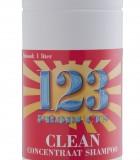 1 liter concentraat shampoo clean navulling
