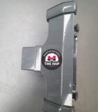 20642 - Dakgoot regenpijp connector – Grijs